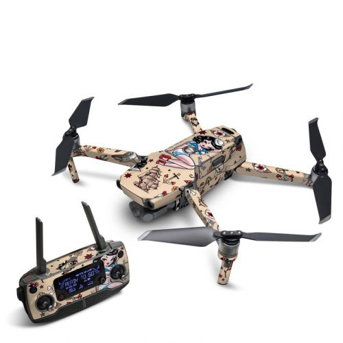 Suzy Sailor DJI Mavic 2 Skin