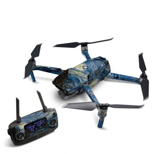 Starry Night DJI Mavic 2 Skin
