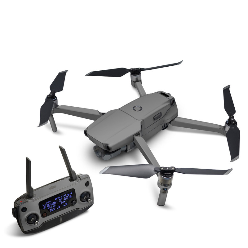 DJI Mavic 2 Skin design of Atmospheric phenomenon, Daytime, Grey, Brown, Sky, Calm, Atmosphere, Beige with gray colors