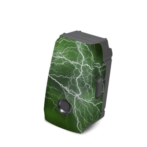 Apocalypse Green DJI Mavic 2 Battery Skin