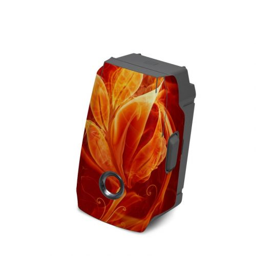Flower Of Fire DJI Mavic 2 Battery Skin