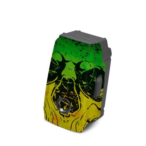 Hot Tribal Skull DJI Mavic 2 Battery Skin