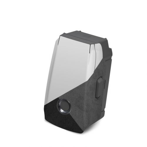 Slate DJI Mavic 2 Battery Skin