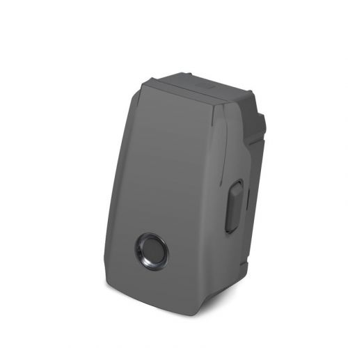 Solid State Grey DJI Mavic 2 Battery Skin