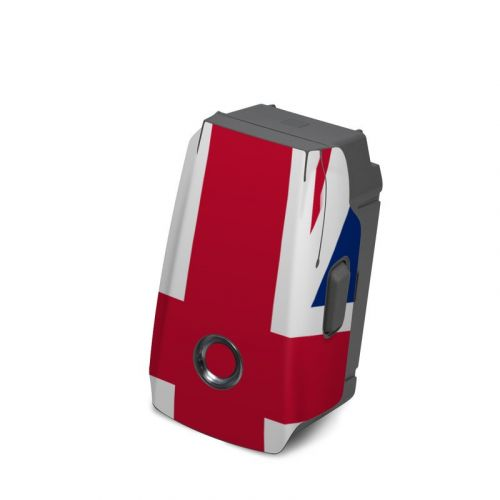 Union Jack DJI Mavic 2 Battery Skin