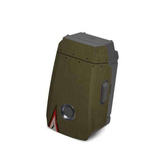 USAF Shark DJI Mavic 2 Battery Skin