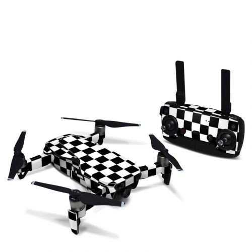 Checkers DJI Mavic Air Skin