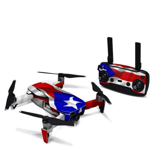 Puerto Rican Flag DJI Mavic Air Skin