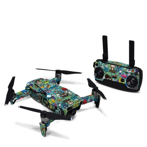Jewel Thief DJI Mavic Air Skin
