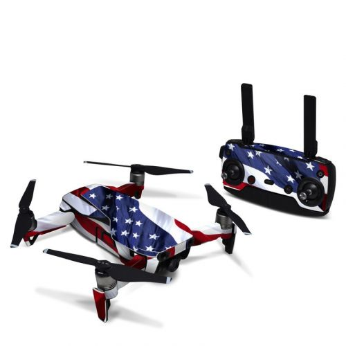 Patriotic DJI Mavic Air Skin