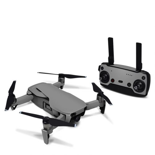 Solid State Grey DJI Mavic Air Skin