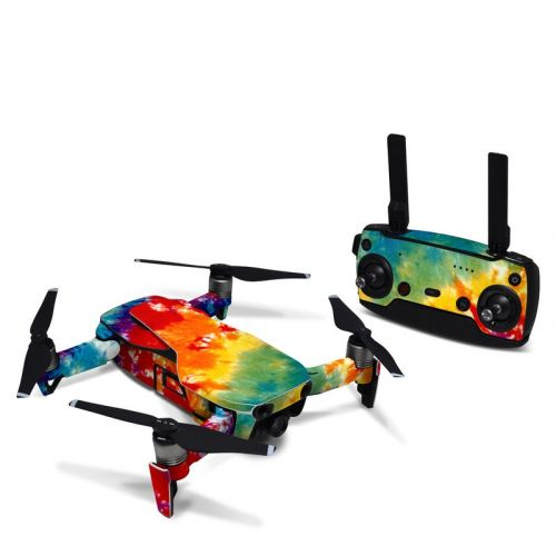 Tie Dyed DJI Mavic Air Skin