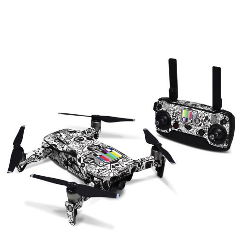 TV Kills Everything DJI Mavic Air Skin
