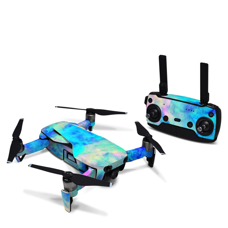 Electrify Ice Blue DJI Mavic Air Skin