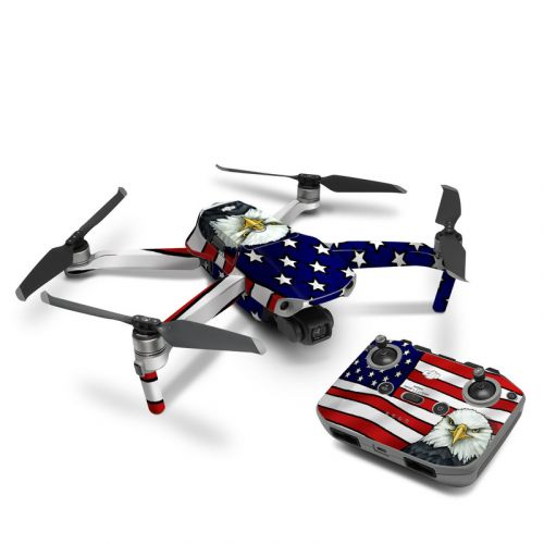 American Eagle DJI Mavic Air 2 Skin