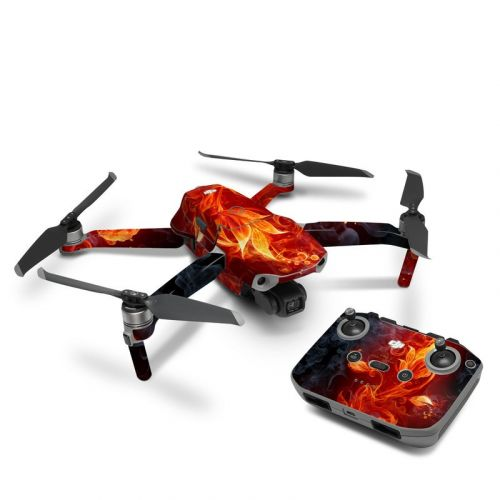 Flower Of Fire DJI Mavic Air 2 Skin