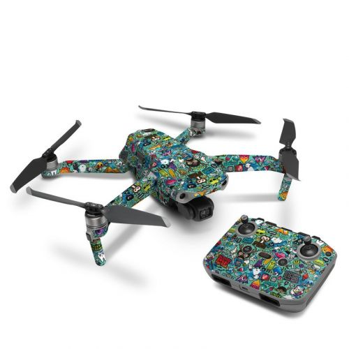 Jewel Thief DJI Mavic Air 2 Skin
