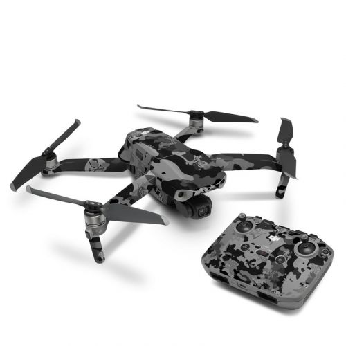 SOFLETE Black Multicam DJI Mavic Air 2 Skin