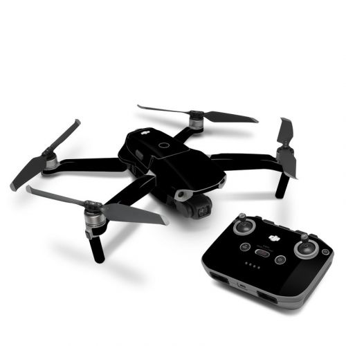 Solid State Black DJI Mavic Air 2 Skin