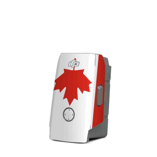 Canadian Flag DJI Mavic Air 2 Battery Skin