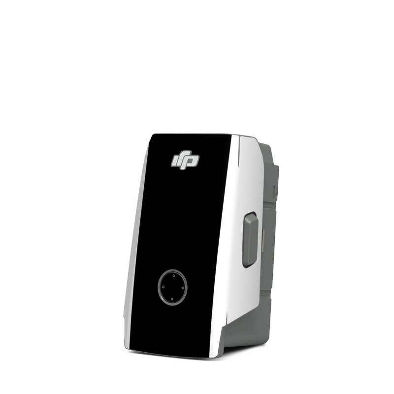 DJI Mavic Air 2 Battery Skin design with white, black, red colors