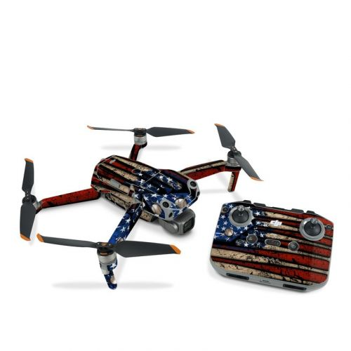Old Glory DJI Air 2S Skin
