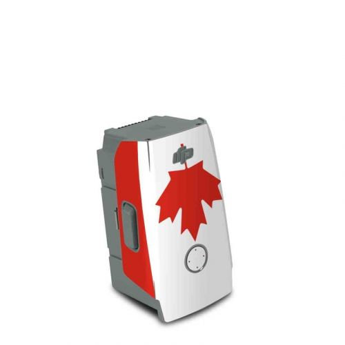 Canadian Flag DJI Air 2S Battery Skin