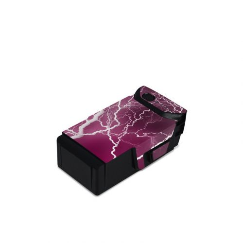Apocalypse Pink DJI Mavic Air Battery Skin