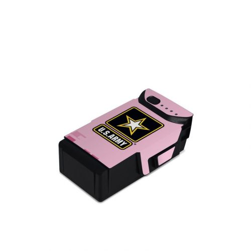 Army Pink DJI Mavic Air Battery Skin
