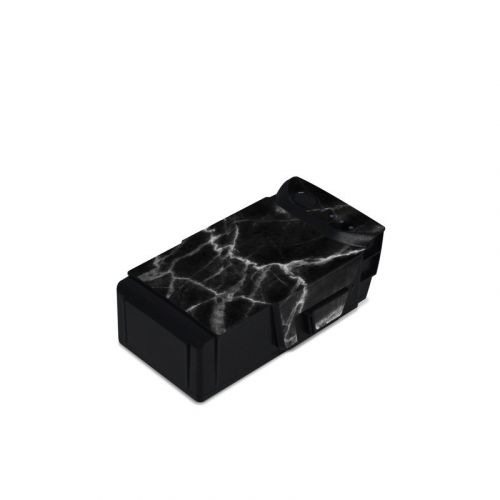 Black Marble DJI Mavic Air Battery Skin