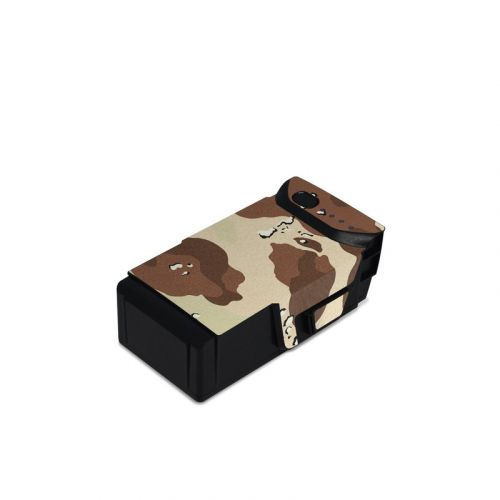 Desert Camo DJI Mavic Air Battery Skin