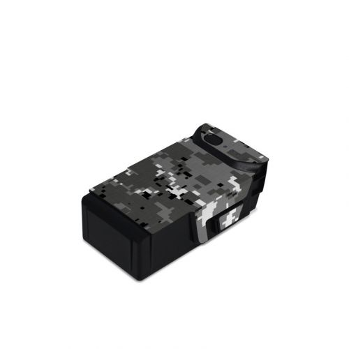 Digital Urban Camo DJI Mavic Air Battery Skin