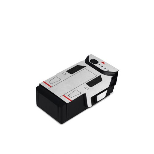 Red Valkyrie DJI Mavic Air Battery Skin