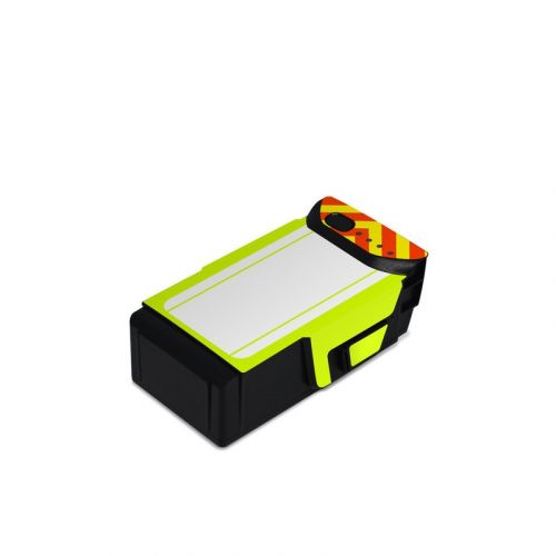 Rescue DJI Mavic Air Battery Skin