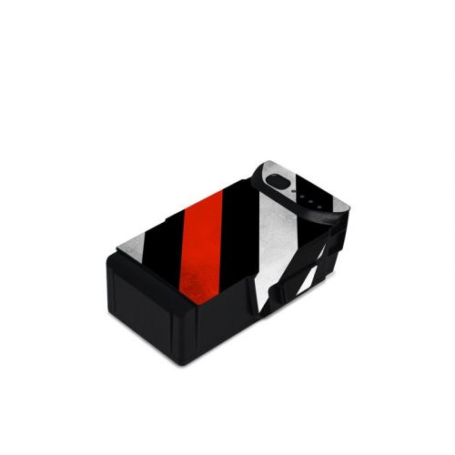 Thin Red Line Hero DJI Mavic Air Battery Skin
