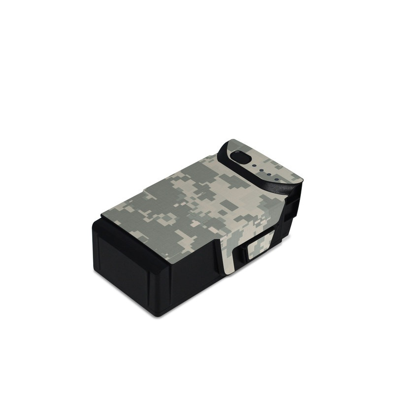 DJI Mavic Air Battery Skin design of Military camouflage, Green, Pattern, Uniform, Camouflage, Design, Wallpaper with gray, green colors