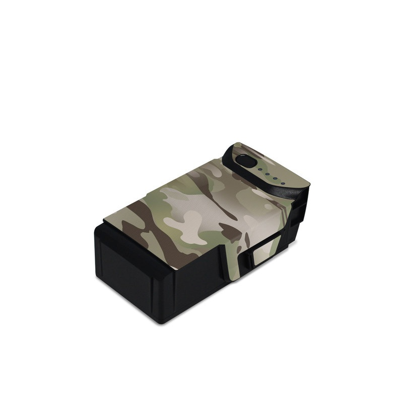 DJI Mavic Air Battery Skin design of Military camouflage, Camouflage, Pattern, Clothing, Uniform, Design, Military uniform, Bed sheet with gray, green, black, red colors
