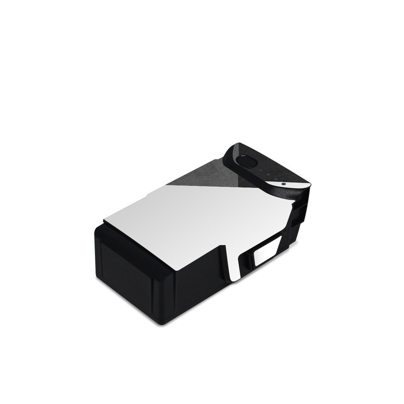 DJI Mavic Air Battery Skin design of Black, White, Black-and-white, Line, Grey, Architecture, Monochrome, Triangle, Monochrome photography, Pattern with white, black, gray colors