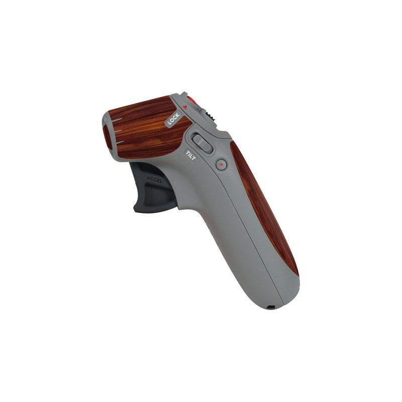 DJI Motion Controller Skin design of Wood, Red, Brown, Hardwood, Wood flooring, Wood stain, Caramel color, Laminate flooring, Flooring, Varnish with black, red colors
