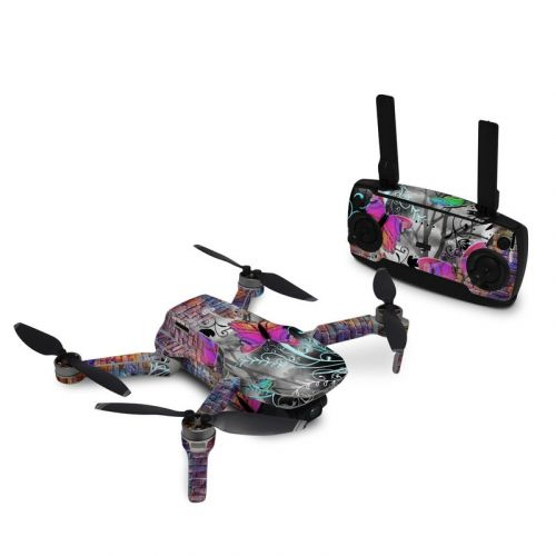 Butterfly Wall DJI Mavic Mini Skin