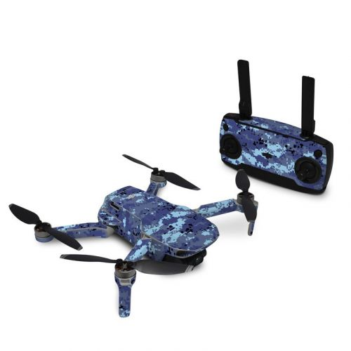 Digital Sky Camo DJI Mavic Mini Skin