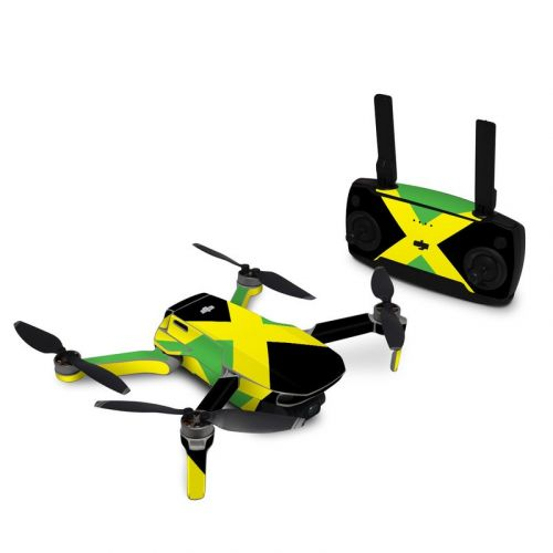 Jamaican Flag DJI Mavic Mini Skin