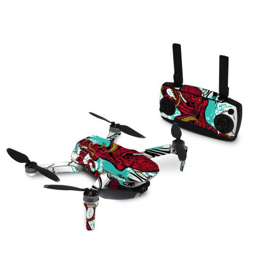 Octopus DJI Mavic Mini Skin
