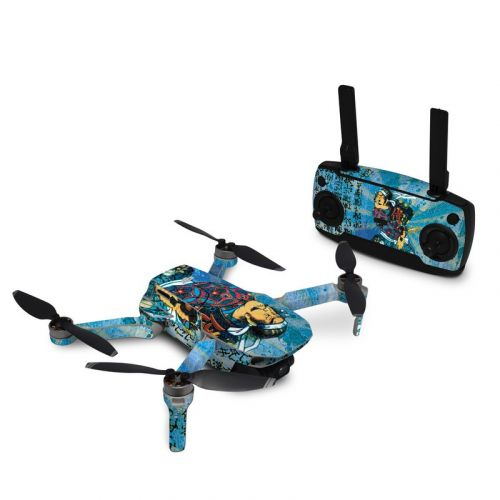 Samurai Honor DJI Mavic Mini Skin