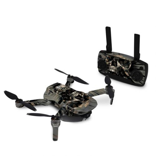 Skull Wrap DJI Mavic Mini Skin