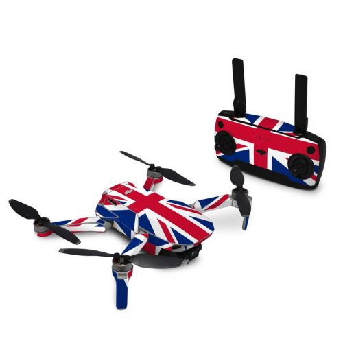 Union Jack DJI Mavic Mini Skin