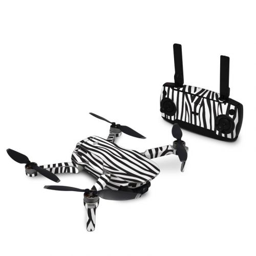 Zebra Stripes DJI Mavic Mini Skin