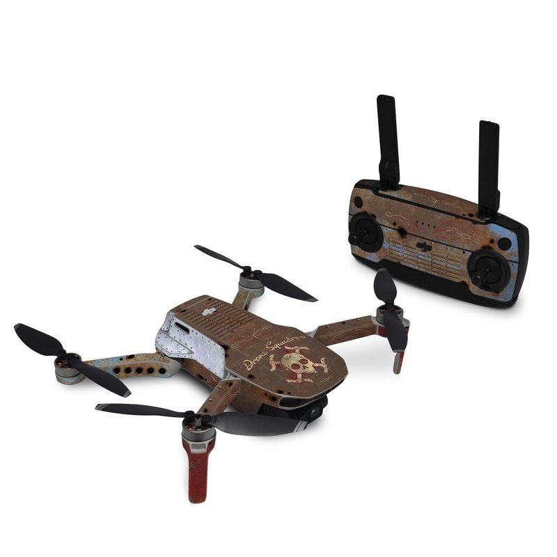 DJI Mavic Mini Skin design of Line, Visual arts, Symmetry, Concrete, Tints and shades, Painting, Art with blue, red, yellow, brown, black colors