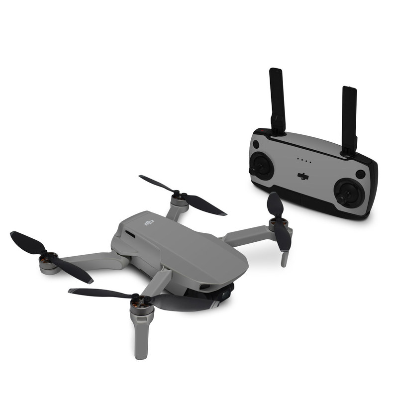 DJI Mavic Mini Skin design of Atmospheric phenomenon, Daytime, Grey, Brown, Sky, Calm, Atmosphere, Beige with gray colors
