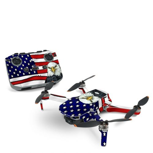 American Eagle DJI Mavic Mini 2 Skin